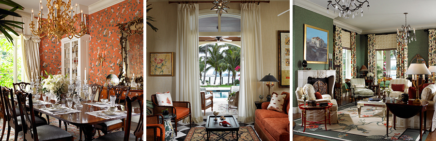 Pittsburgh Palm Beach FL Interior Designer Decorator from
